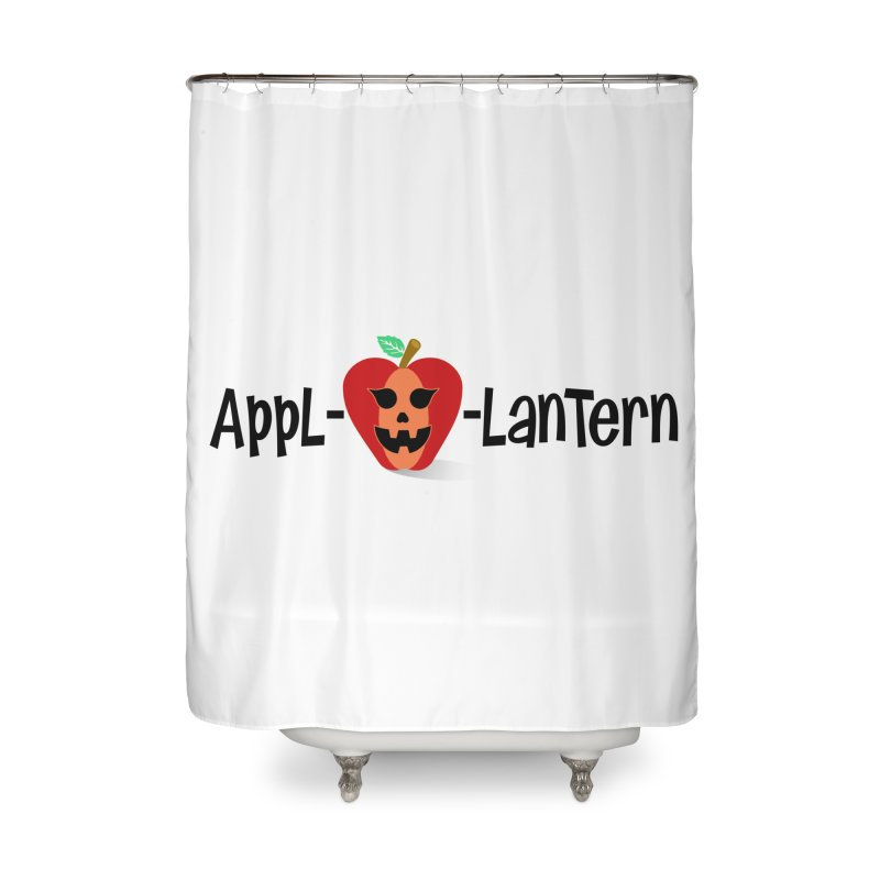 Appl-o-lantern Home Shower Curtain by PickaCS's Artist Shop