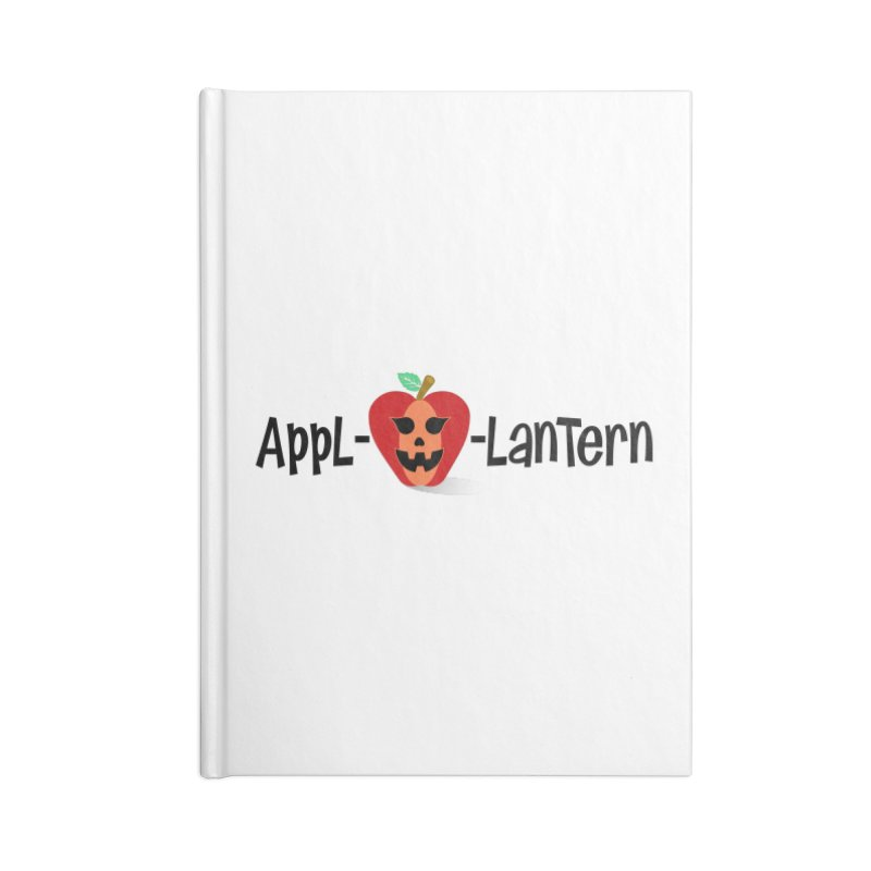 Appl-o-lantern Accessories Notebook by PickaCS's Artist Shop