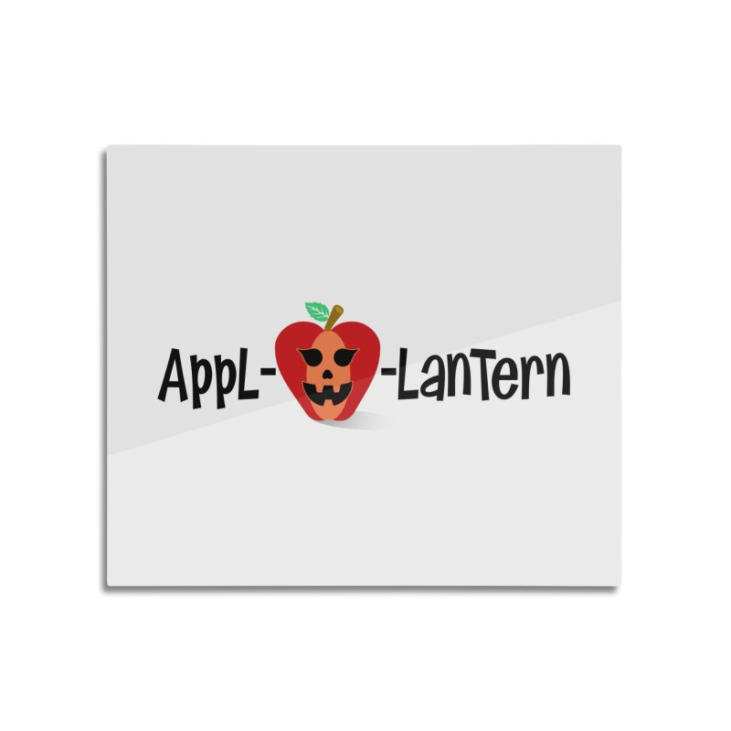 Appl-o-lantern Home Mounted Acrylic Print by PickaCS's Artist Shop