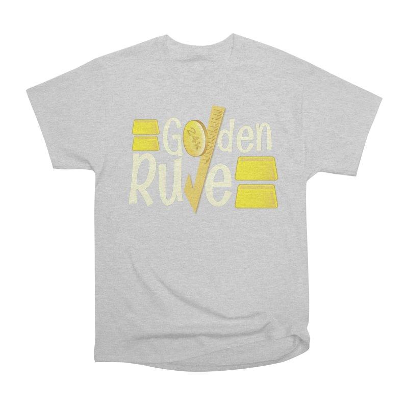 The Golden RULE Men's T-Shirt by PickaCS's Artist Shop