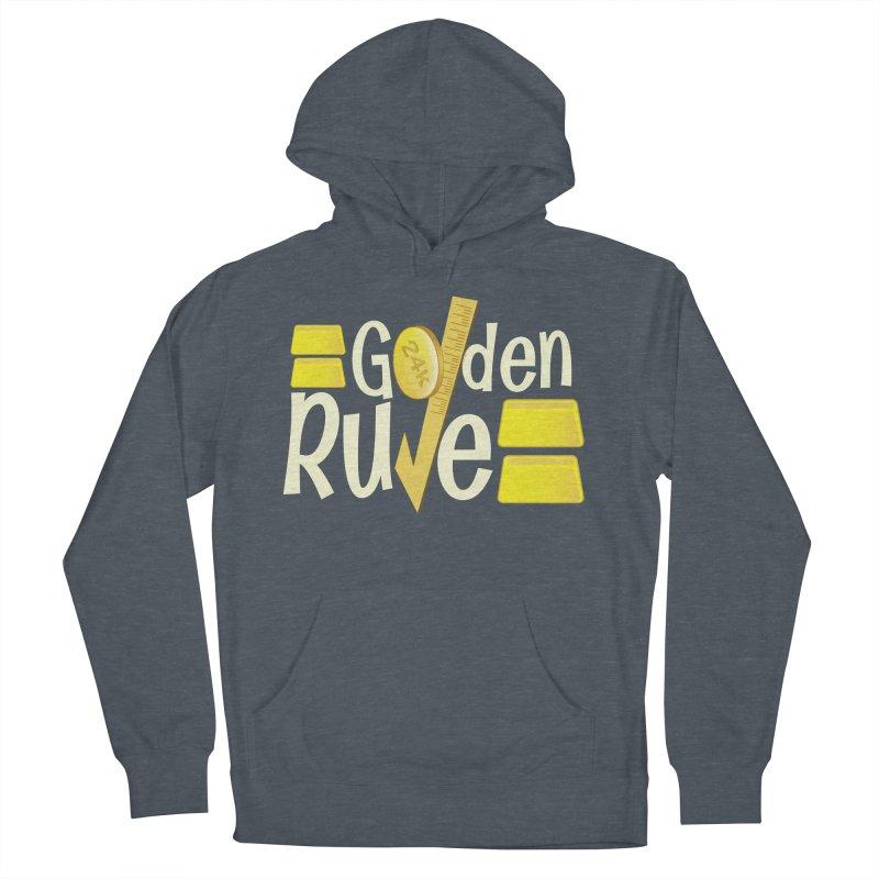 The Golden RULE Women's Pullover Hoody by PickaCS's Artist Shop