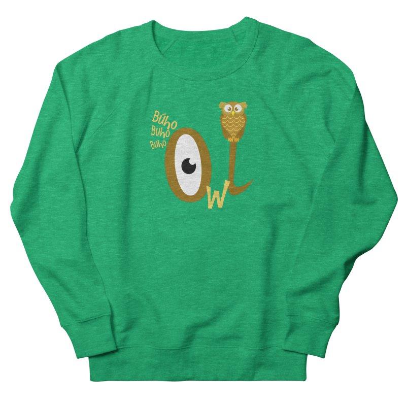 Búho Men's Sweatshirt by PickaCS's Artist Shop