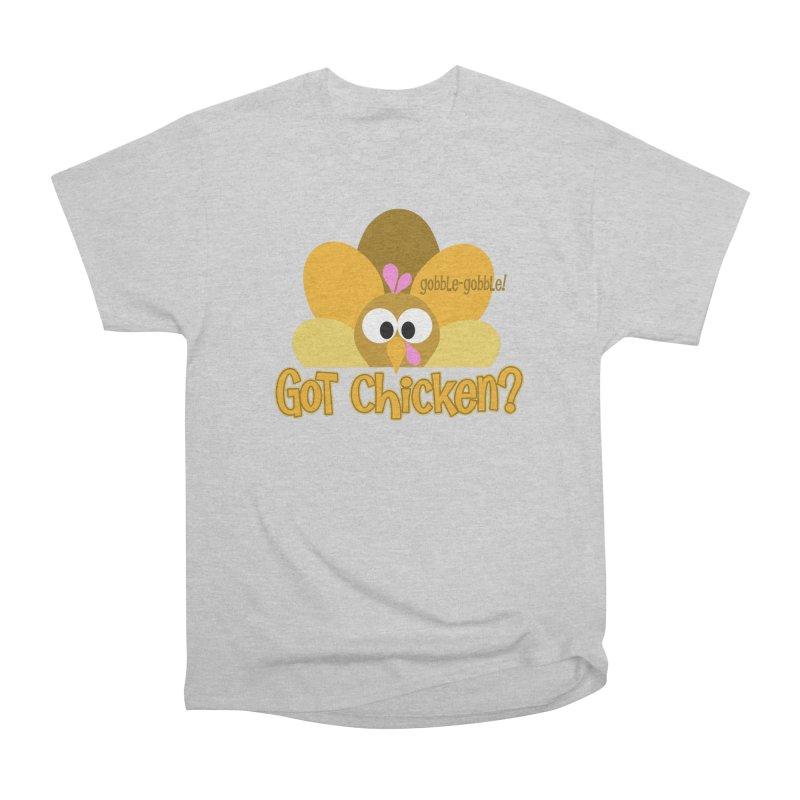 GObble-gobble! Men's T-Shirt by PickaCS's Artist Shop