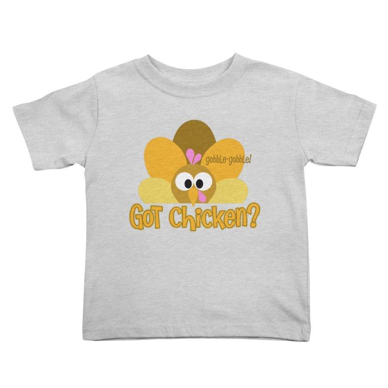 GObble-gobble! Kids Toddler T-Shirt by PickaCS's Artist Shop