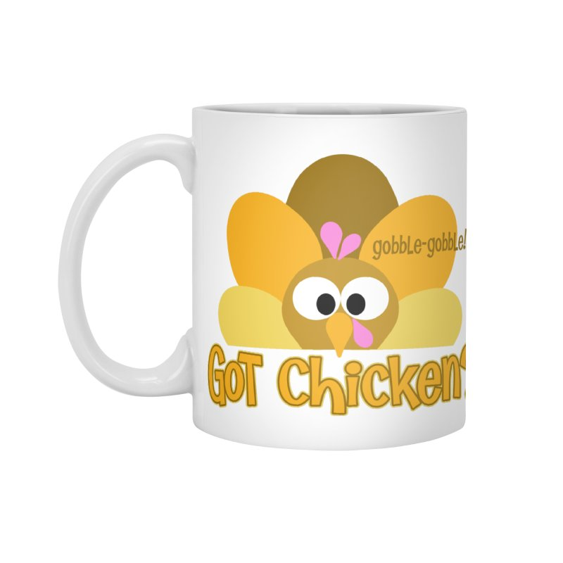 GObble-gobble! Accessories Mug by PickaCS's Artist Shop