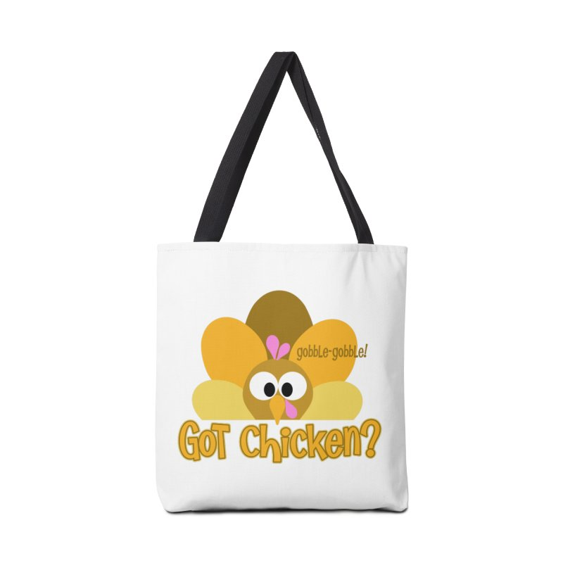 GObble-gobble! Accessories Bag by PickaCS's Artist Shop