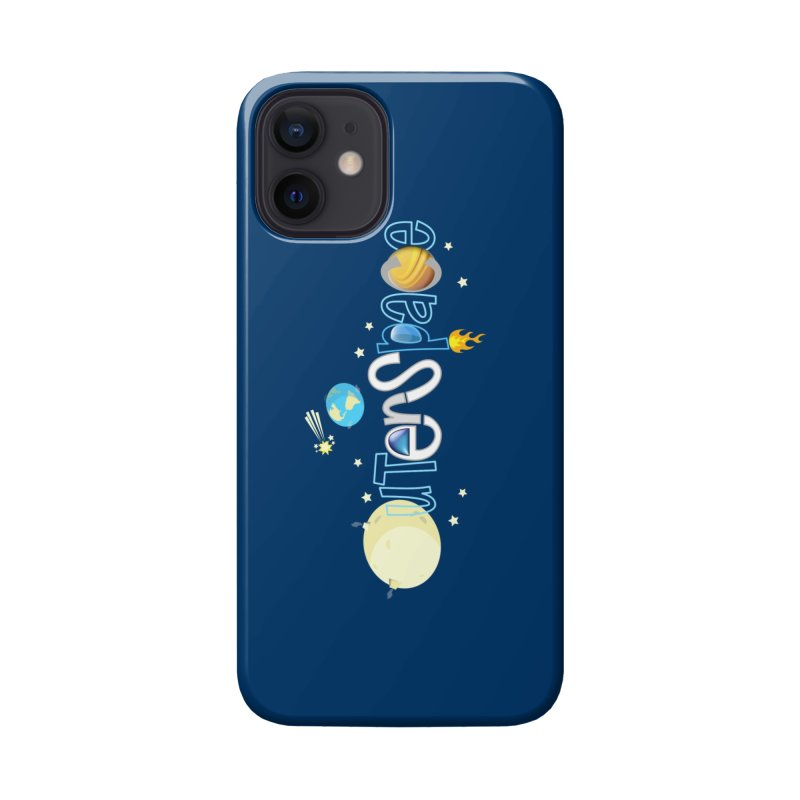 OuterSpace Accessories Phone Case by PickaCS's Artist Shop