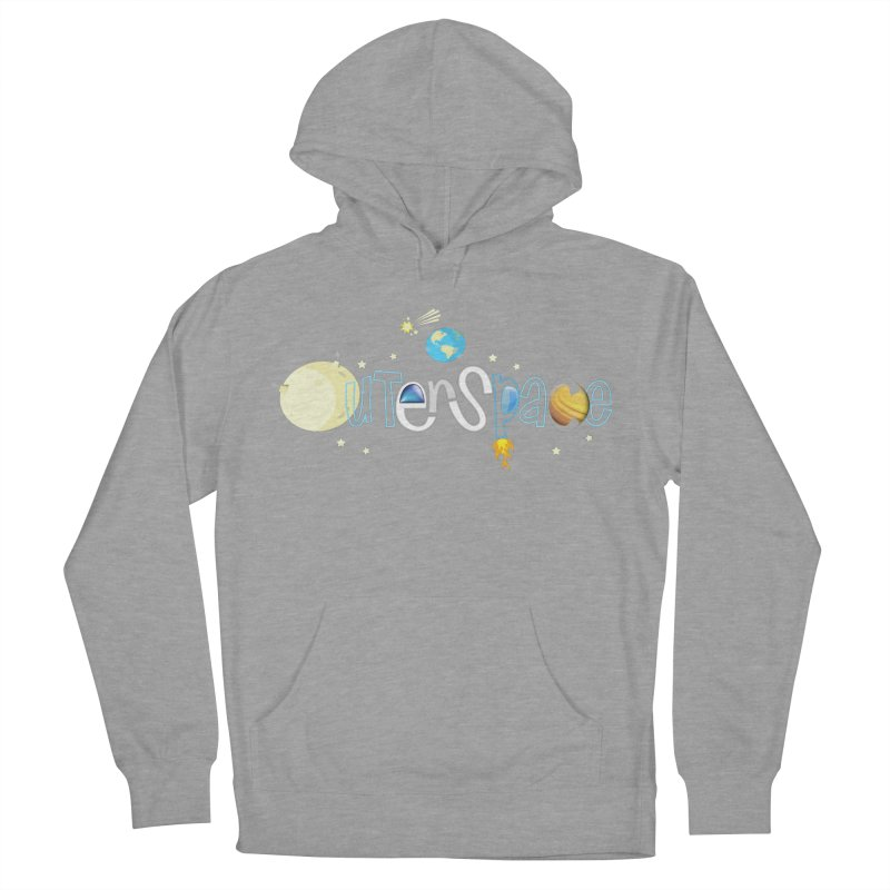 OuterSpace Women's Pullover Hoody by PickaCS's Artist Shop