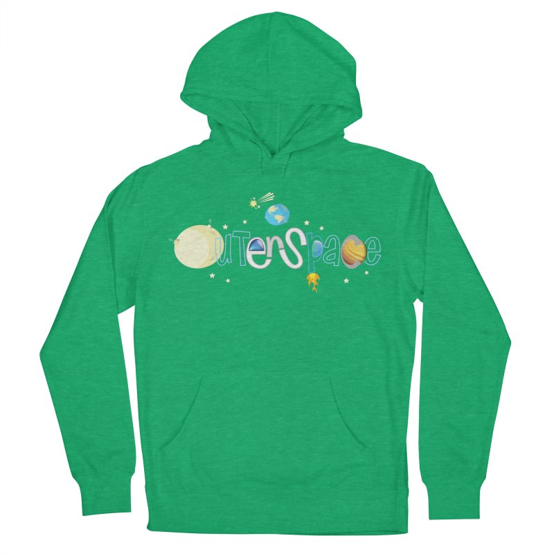 OuterSpace Men's Pullover Hoody by PickaCS's Artist Shop