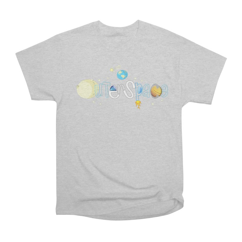 OuterSpace Men's Classic T-Shirt by PickaCS's Artist Shop