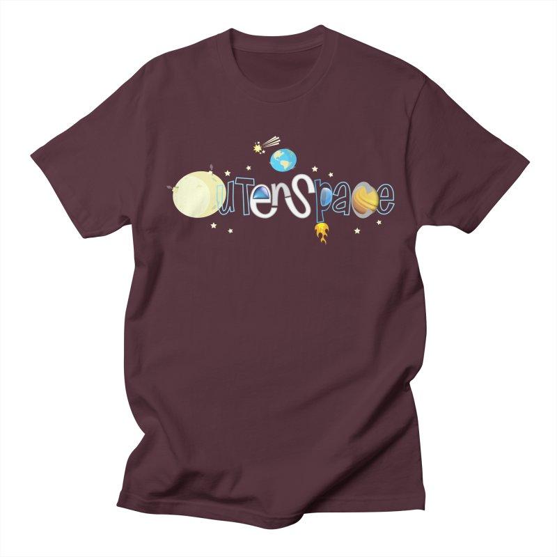 OuterSpace Women's Unisex T-Shirt by PickaCS's Artist Shop