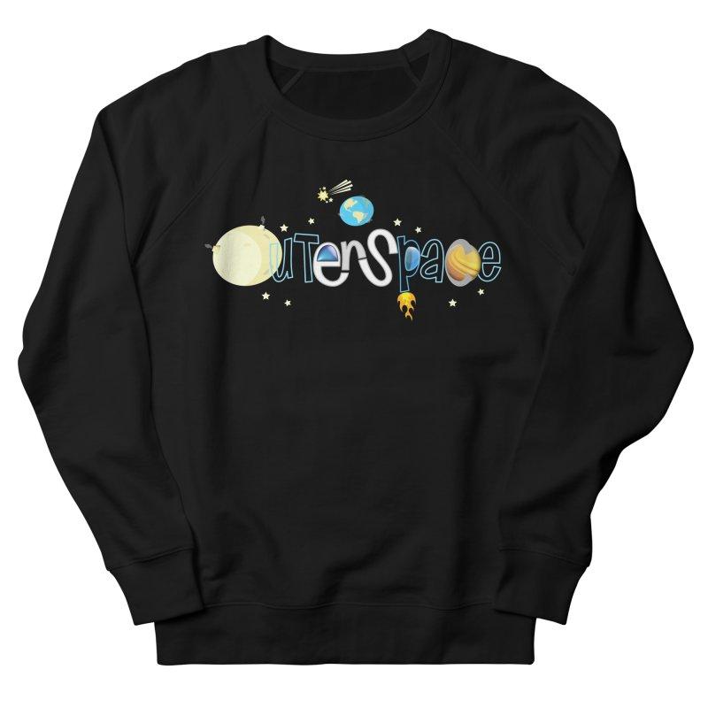OuterSpace Women's Sweatshirt by PickaCS's Artist Shop