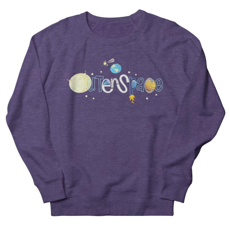 OuterSpace Men's Sweatshirt by PickaCS's Artist Shop