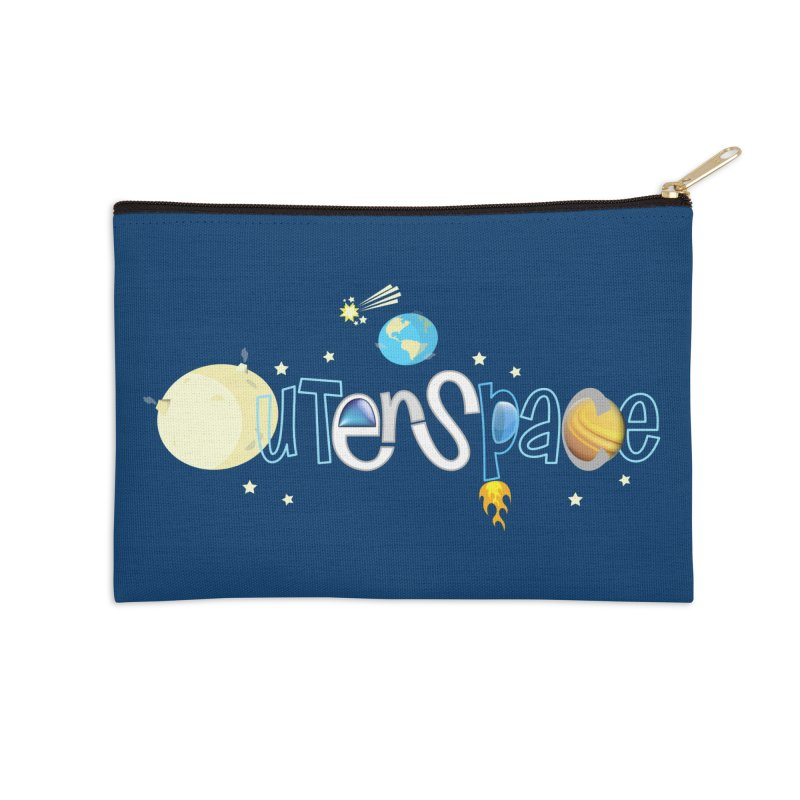 OuterSpace Accessories Zip Pouch by PickaCS's Artist Shop