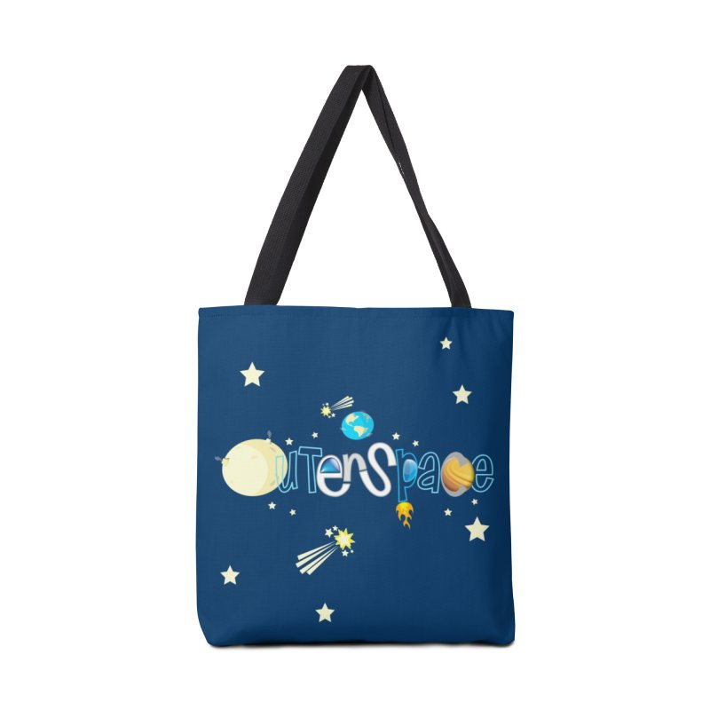 OuterSpace Accessories Bag by PickaCS's Artist Shop