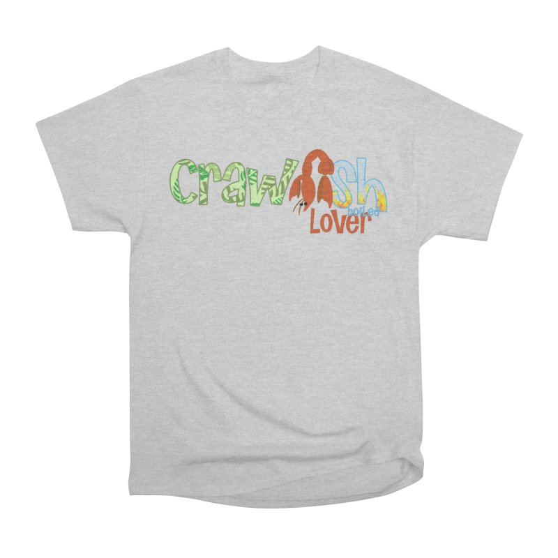 Crawfish Boiled Lover Men's T-Shirt by PickaCS's Artist Shop