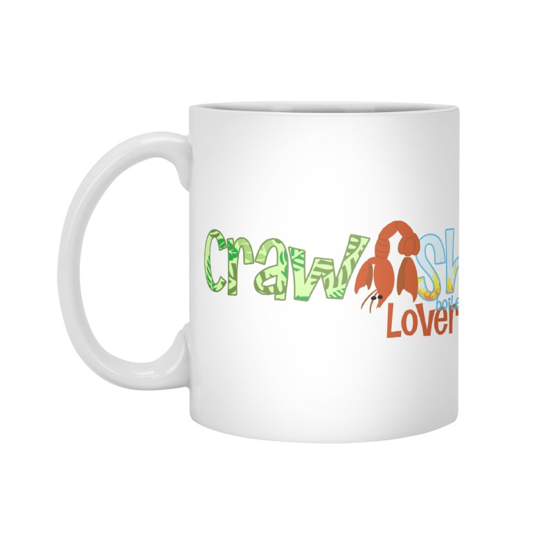 Crawfish Boiled Lover Accessories Mug by PickaCS's Artist Shop