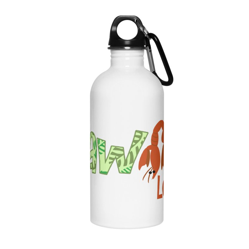 Crawfish Boiled Lover Accessories Water Bottle by PickaCS's Artist Shop