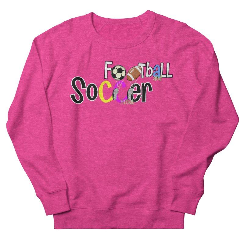 FootBall & SOCCER Men's Sweatshirt by PickaCS's Artist Shop