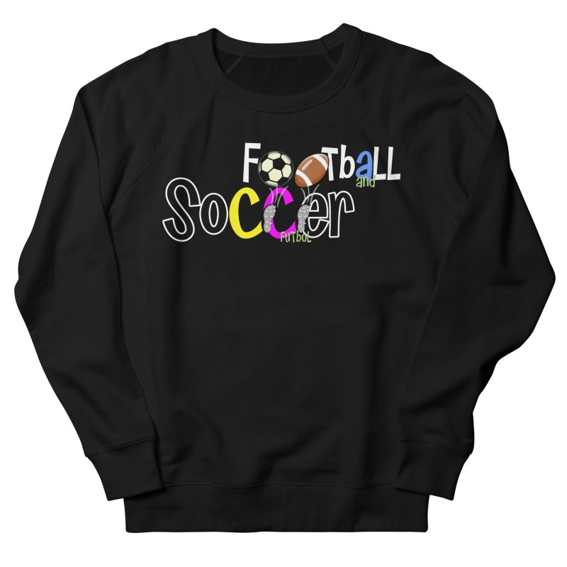 FootBall & SOCCER Men's Sweatshirt by PickaCS's Artist Shop