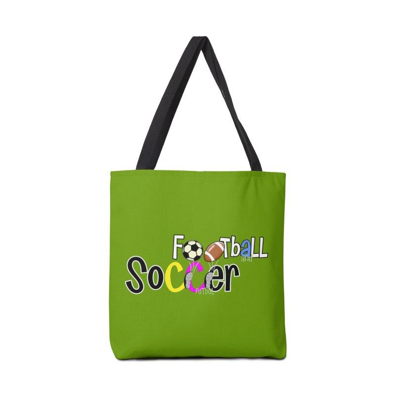 FootBall & SOCCER Accessories Bag by PickaCS's Artist Shop