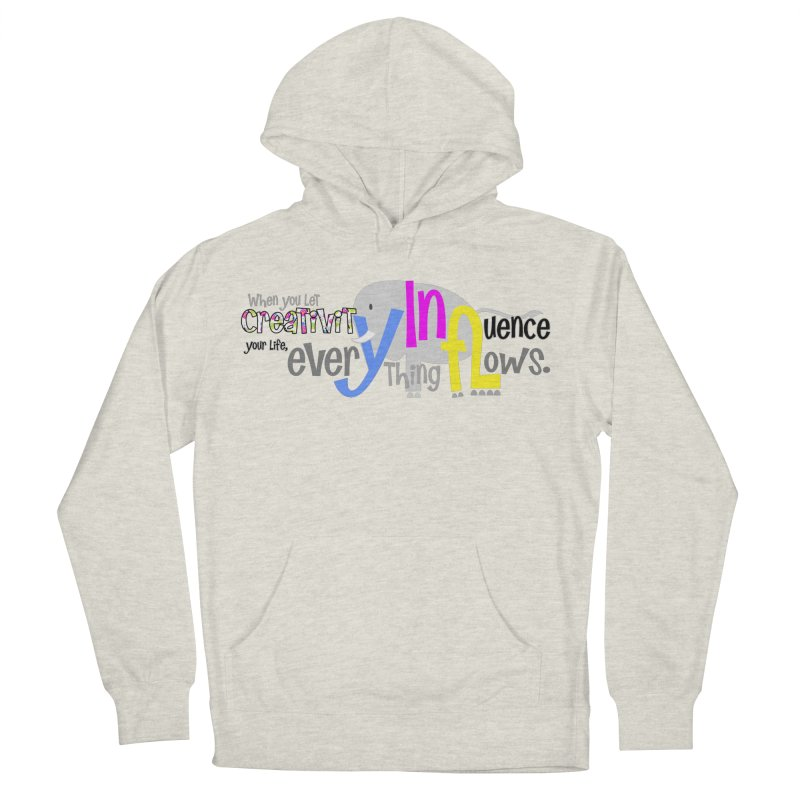 Creativity Women's Pullover Hoody by PickaCS's Artist Shop