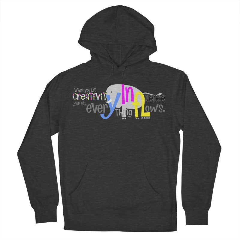 Creativity Men's Pullover Hoody by PickaCS's Artist Shop