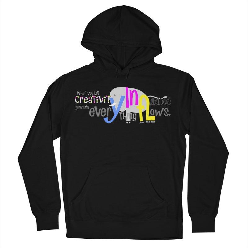 Creativity Men's Pullover Hoody by PickaCS's Artist Shop