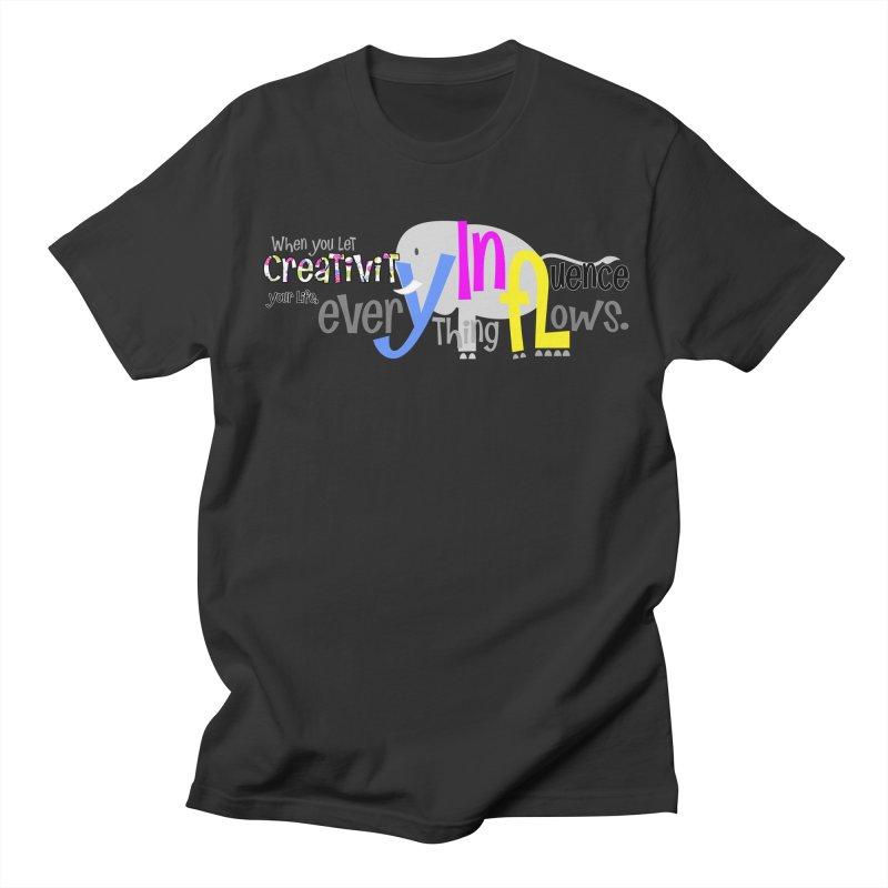 Creativity Women's Unisex T-Shirt by PickaCS's Artist Shop