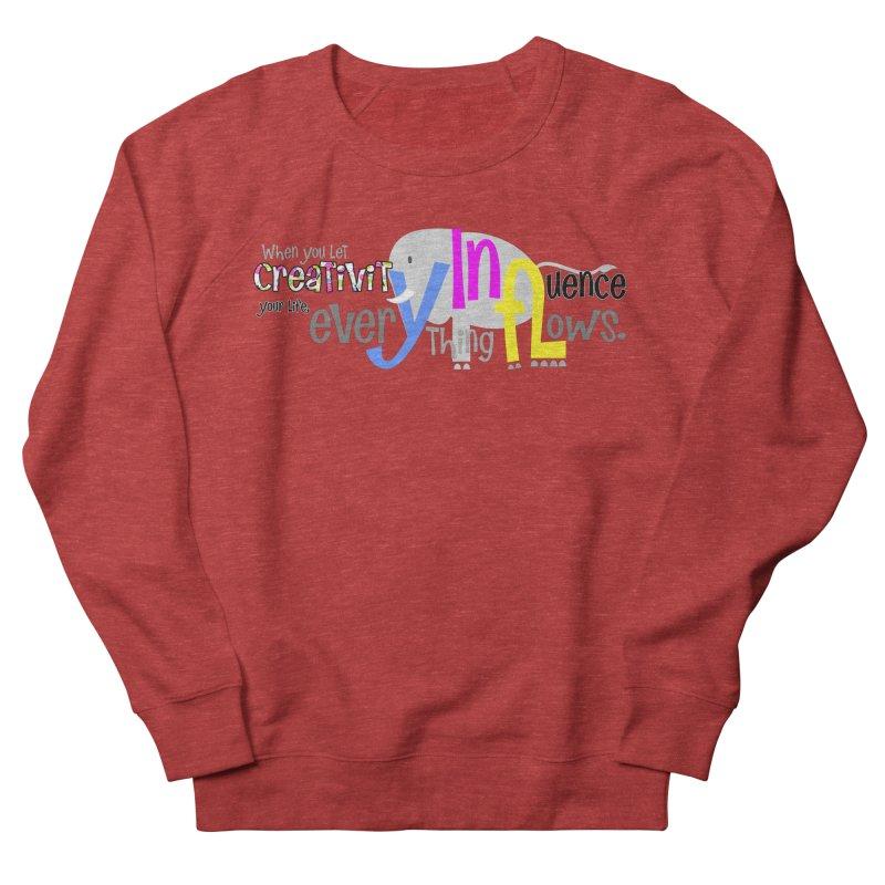 Creativity Men's Sweatshirt by PickaCS's Artist Shop