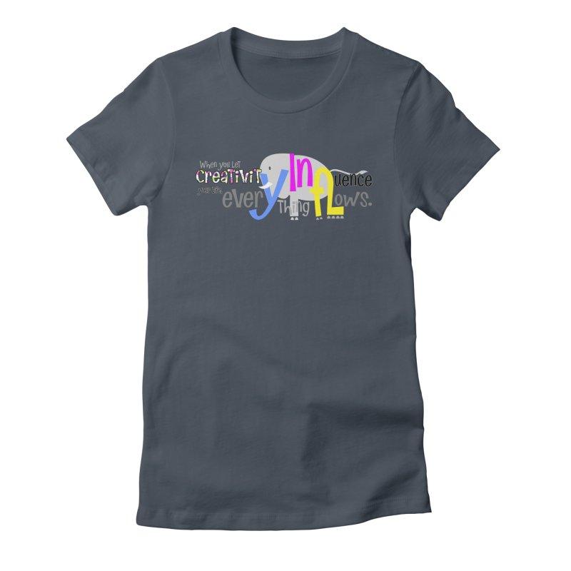 Creativity Women's T-Shirt by PickaCS's Artist Shop