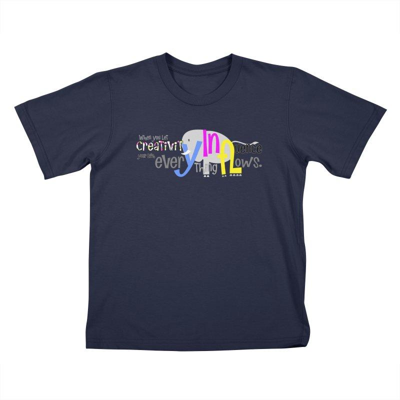 Creativity Kids T-Shirt by PickaCS's Artist Shop