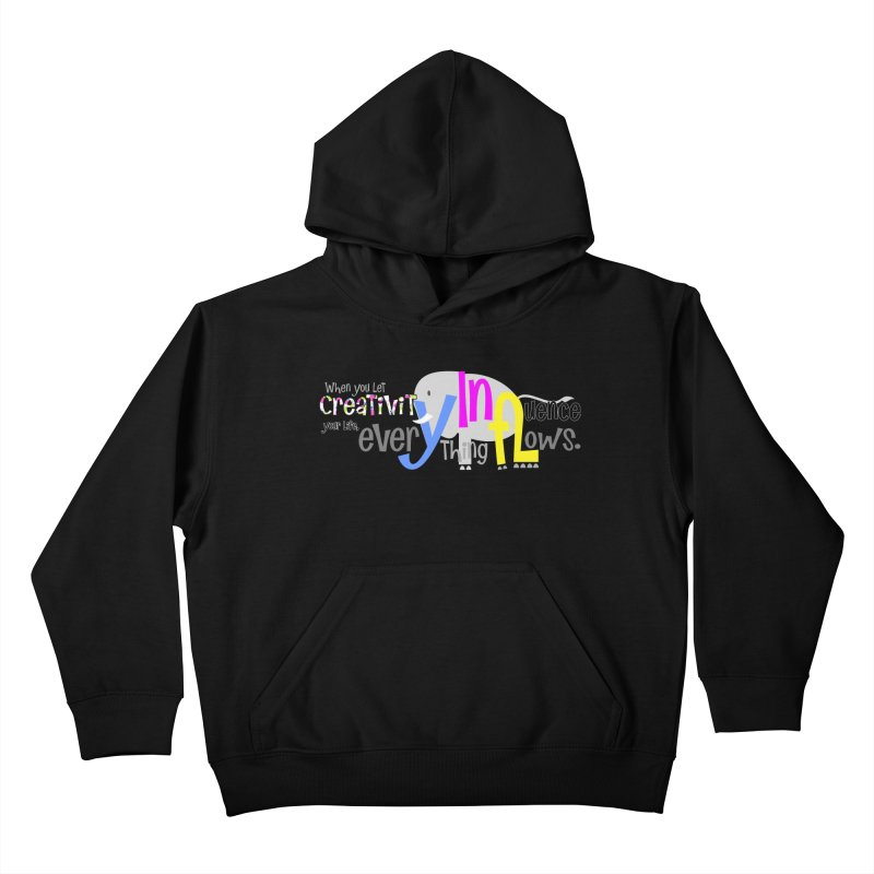 Creativity Kids Pullover Hoody by PickaCS's Artist Shop