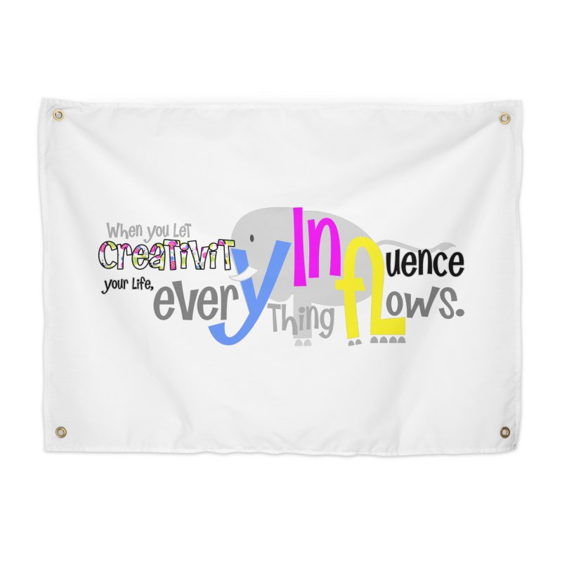 Creativity Home Tapestry by PickaCS's Artist Shop