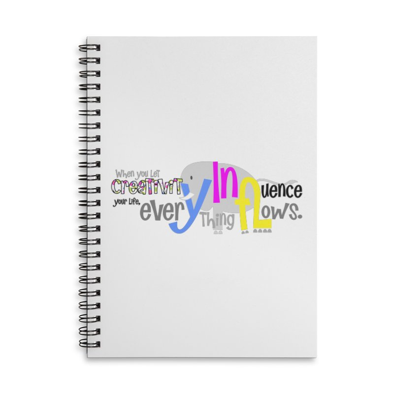 Creativity Accessories Notebook by PickaCS's Artist Shop
