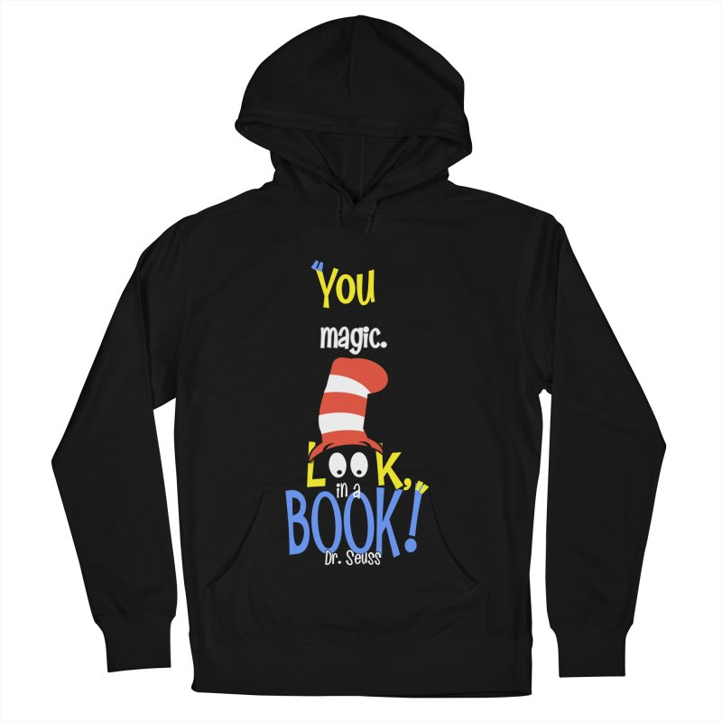 Look in a BOOK Women's Pullover Hoody by PickaCS's Artist Shop