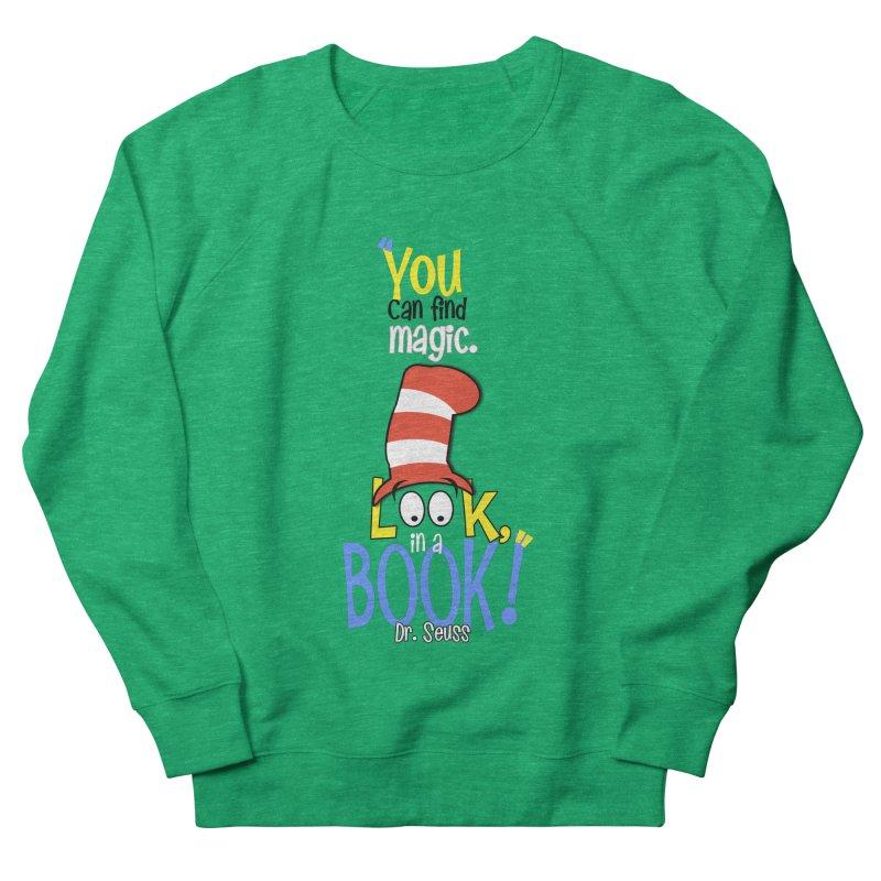 Look in a BOOK Women's Sweatshirt by PickaCS's Artist Shop