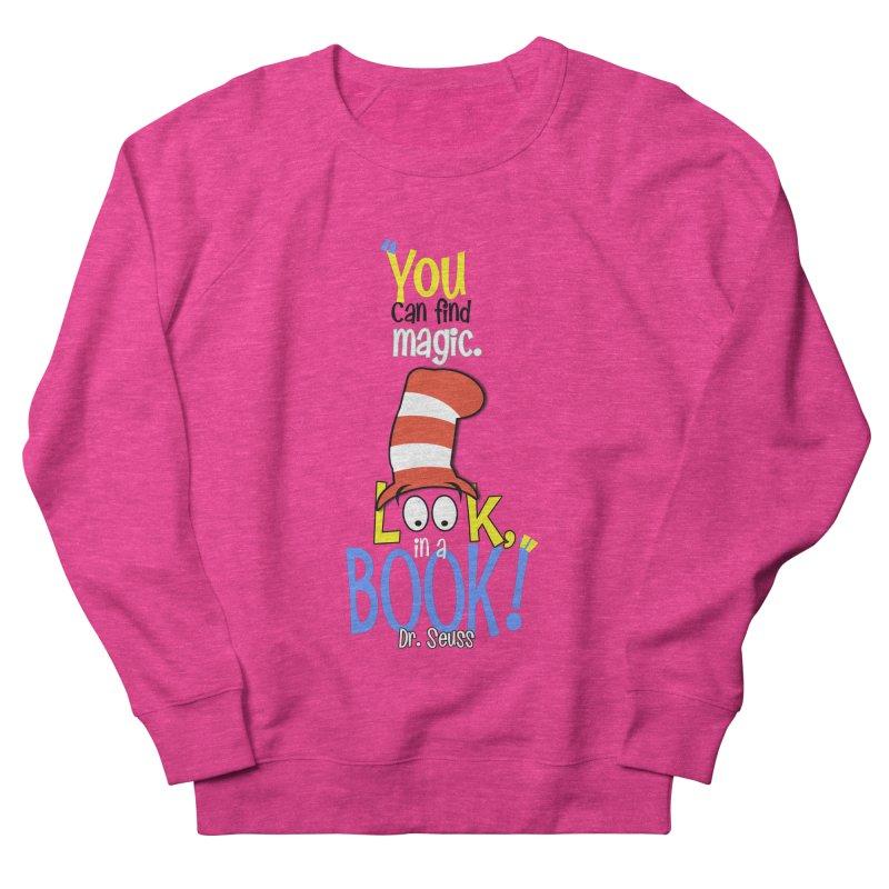 Look in a BOOK Men's Sweatshirt by PickaCS's Artist Shop