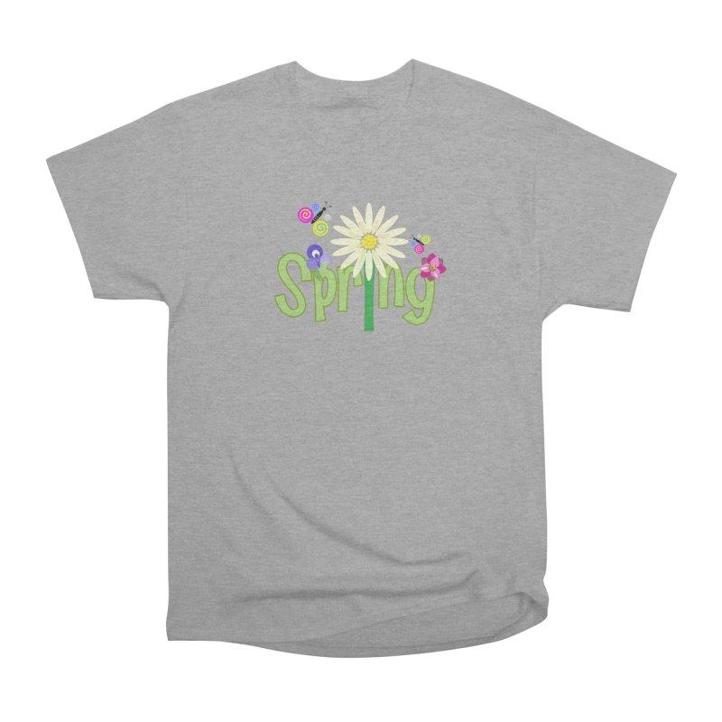 Spring Men's Classic T-Shirt by PickaCS's Artist Shop