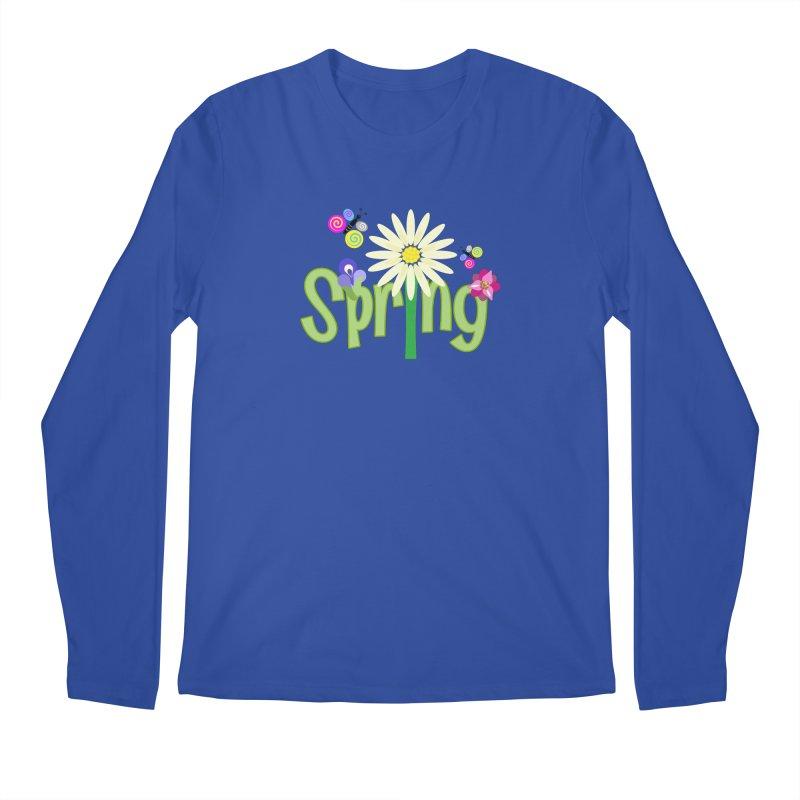 Spring Men's Regular Longsleeve T-Shirt by PickaCS's Artist Shop