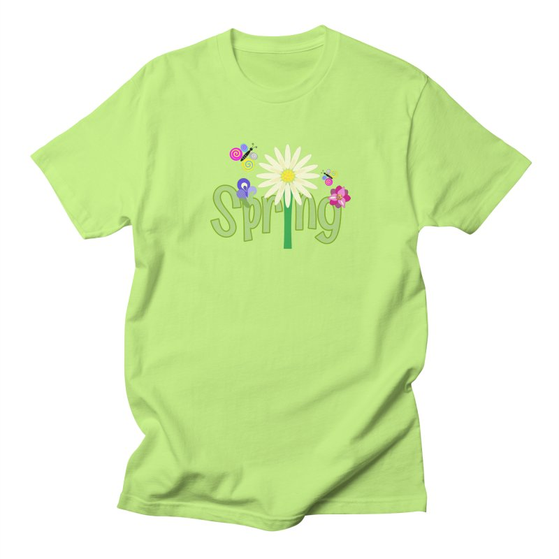 Spring Men's T-Shirt by PickaCS's Artist Shop