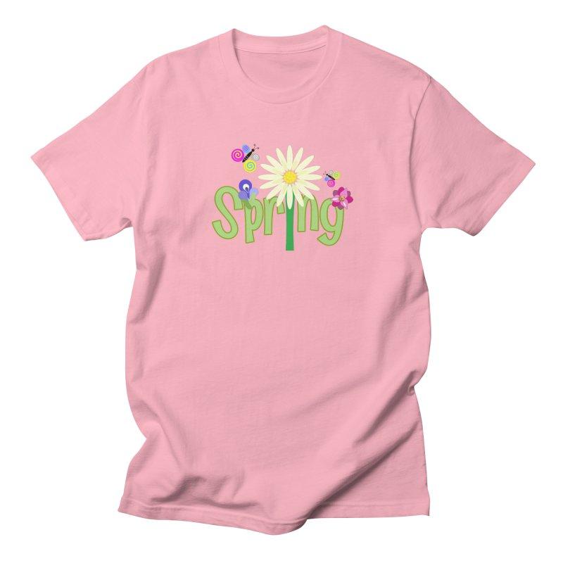 Spring Men's Regular T-Shirt by PickaCS's Artist Shop