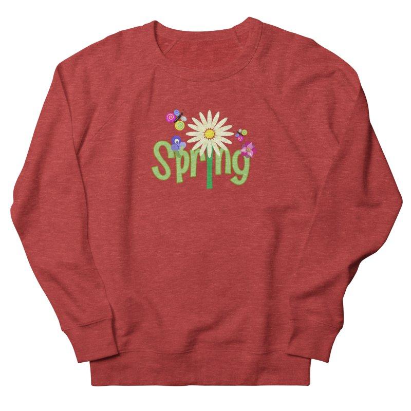 Spring Women's Sweatshirt by PickaCS's Artist Shop