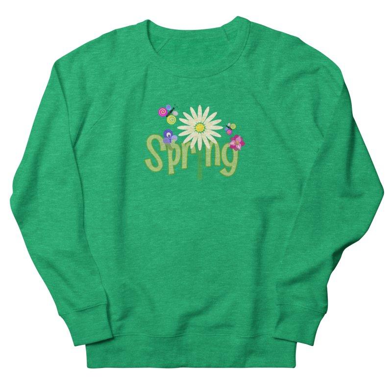 Spring Men's Sweatshirt by PickaCS's Artist Shop