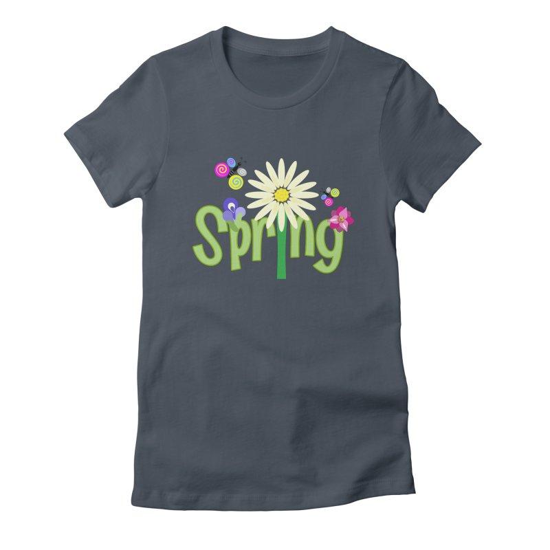Spring Women's T-Shirt by PickaCS's Artist Shop