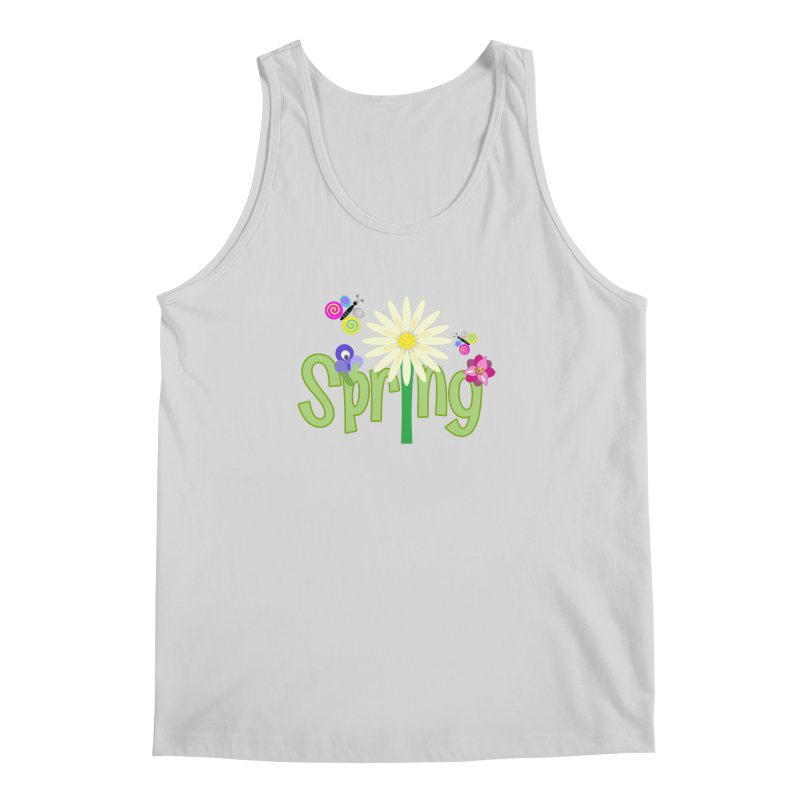 Spring Men's Tank by PickaCS's Artist Shop