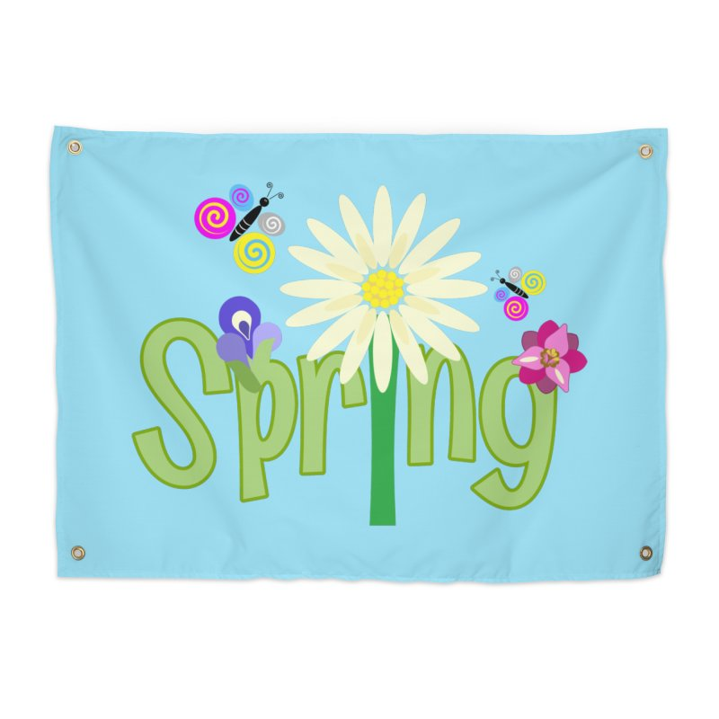 Spring Home Tapestry by PickaCS's Artist Shop