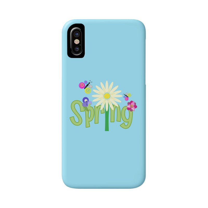Spring Accessories Phone Case by PickaCS's Artist Shop