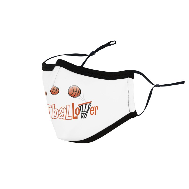 Basketball Lover Accessories Face Mask by PickaCS's Artist Shop