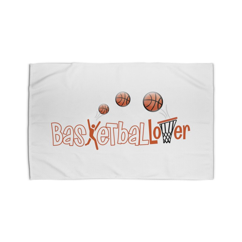 Basketball Lover Home Rug by PickaCS's Artist Shop